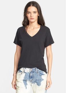 Current/Elliott 'The V-Neck' Tee