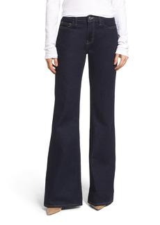Current/Elliott The Wray High Waist Wide Leg Jeans (Hearst)
