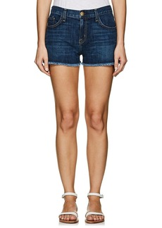 Current/Elliott Women's The Boyfriend Cutoff Jean Shorts