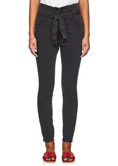 Current/Elliott Women's The Corset Stiletto Jeans