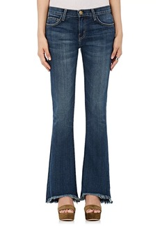 Current/Elliott Women's The Flip-Flop Flared Jeans