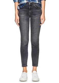 Current/Elliott Women's The High Waist Stiletto Skinny Jeans