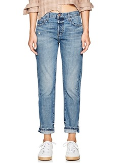 Current/Elliott Women's The Selvedge Taper Jeans