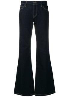 Current/Elliott flared mid-rise jeans