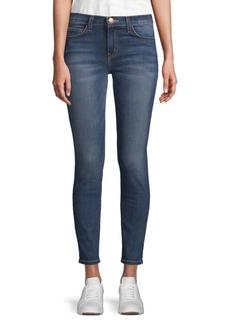 Current/Elliott High-Waist Skinny Jeans