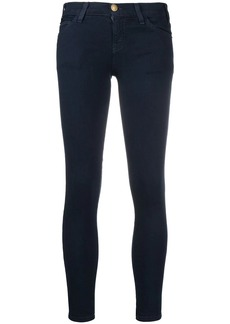 Current/Elliott low rise skinny cut jeans