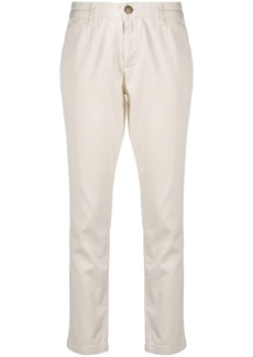 Current/Elliott low-rise slim-fit trousers