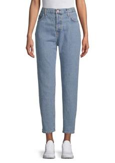 Current/Elliott Original Straight-Fit Jeans
