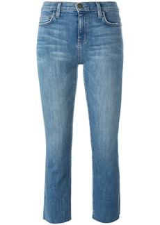 Current/Elliott skinny cropped jeans