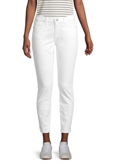 Current/Elliott Stiletto Mid-Rise Skinny Jeans