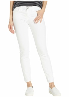 Current/Elliott Stiletto in 0 Clean Stretch White