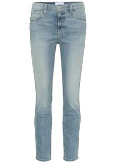 Current/Elliott The Caballo high-rise skinny jeans
