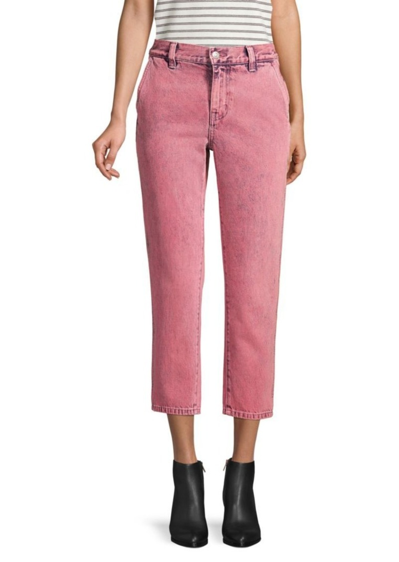 Current/Elliott The Confidant Cropped Jeans