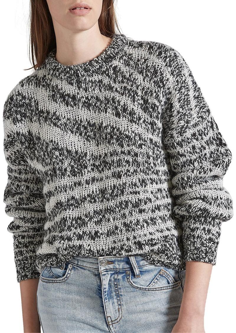 Current/Elliott The Cybil Marled Sweater