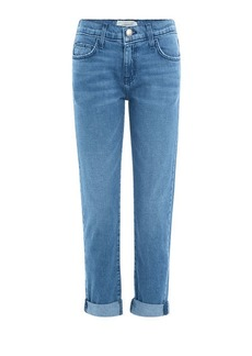 Current/Elliott The Fling Cropped Jeans