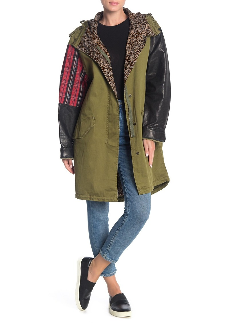 The Harper Hooded Parka