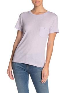 Current/Elliott The Heather Pocket T-Shirt