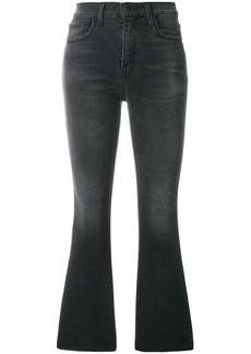 Current/Elliott The High Waist Kick jeans
