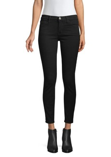Current/Elliott The High Waist Skinny Jeans