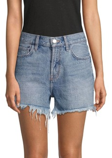 Current/Elliott The His Cut-Off Shorts