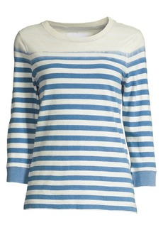 Current/Elliott The Poolbay Striped Top
