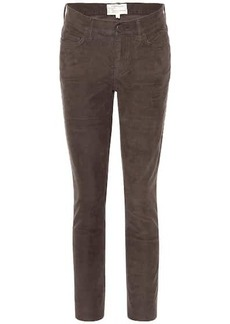 Current/Elliott The Stiletto corduroy jeans