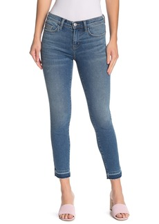 Current/Elliott The Stiletto Released Hem Jeans