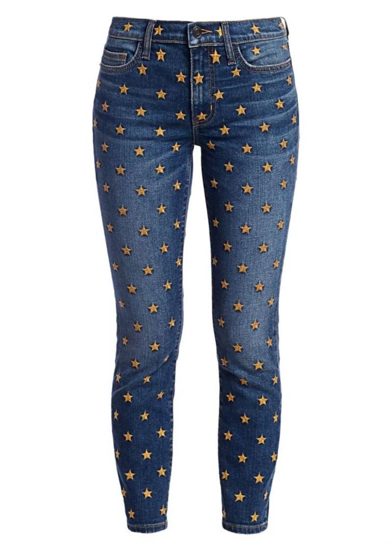Current/Elliott The Stiletto Star Ankle Skinny Jeans