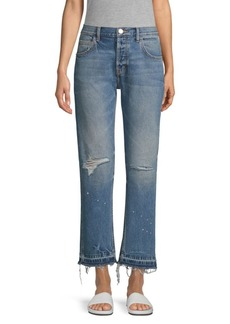 Current/Elliott The Throwback Ankle Jeans