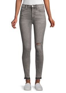 Current/Elliott The Ultra High-Waist Skinny Jeans