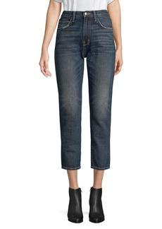 Current/Elliott The Vintage Cropped Jeans