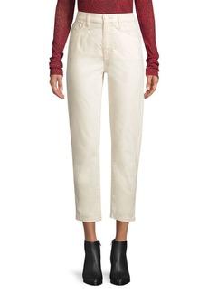 Current/Elliott The Vintage Slim Crop Jeans