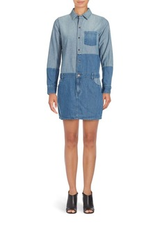 Current/Elliott The Whitney Denim Dress