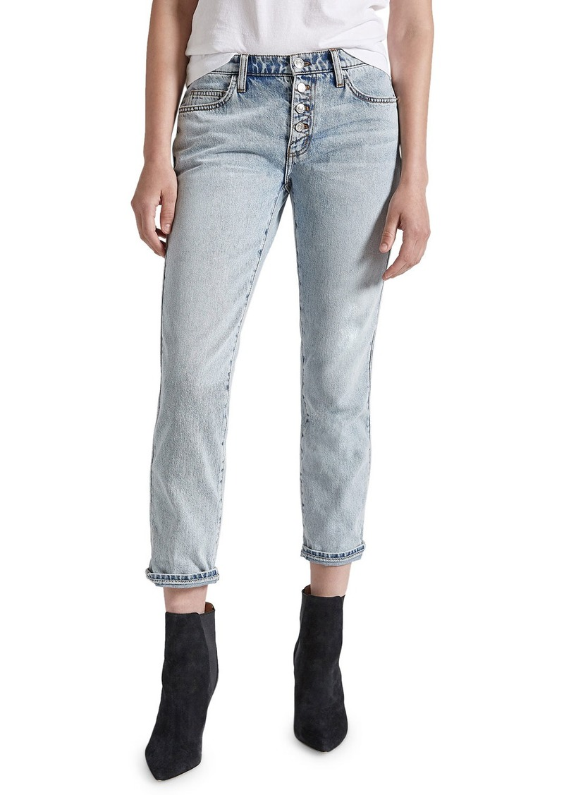 Current/Elliott The Zigzag Fling Jeans