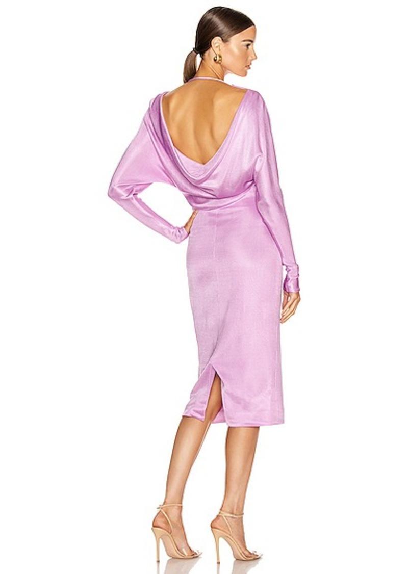 Cushnie Long Sleeved Pencil Dress