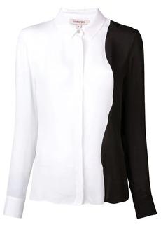 Cushnie Et Ochs contrast shirt