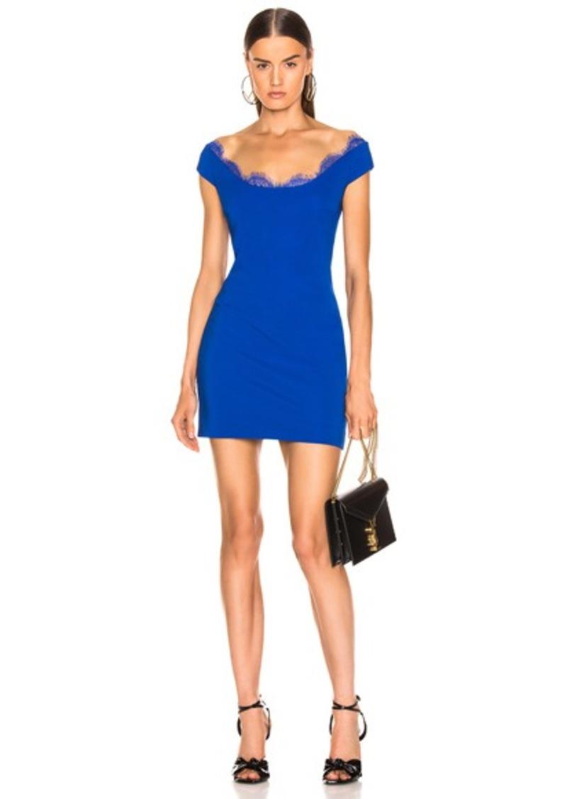 Cushnie Belle Mini Dress