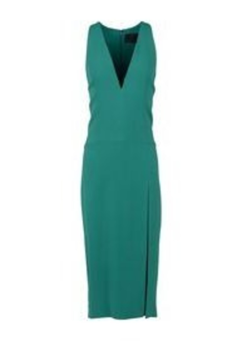 CUSHNIE ET OCHS - 3/4 length dress