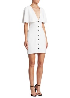 Cushnie Et Ochs Celia Mini Sheath Dress