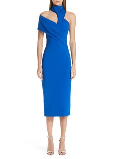 Cushnie et Ochs Cutout Pencil Dress