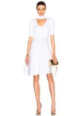 Cushnie et Ochs for FWRD Turtleneck Mini Dress
