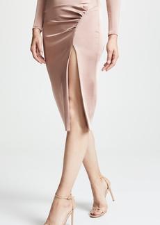 Cushnie Et Ochs Jersey Pencil Skirt