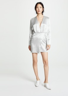 Cushnie Et Ochs Long Sleeve Mini Dress