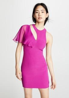 Cushnie Et Ochs Cushnie Mini Dress with Cutout