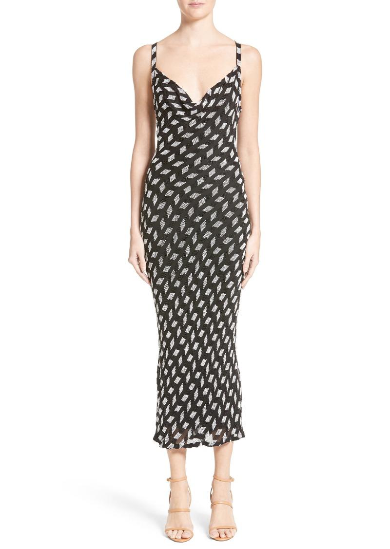 7596f59ff Cushnie Cushnie et Ochs Penelope Beaded Chiffon Dress | Dresses