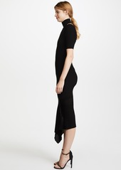 Cushnie Et Ochs Selima Short Sleeve Dress