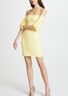 Cushnie Et Ochs Silvia Strapless Mini Dress