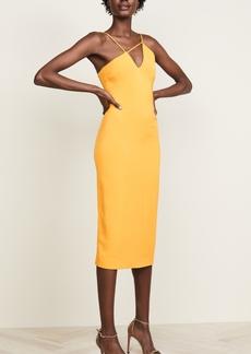 Cushnie Et Ochs Strappy Pencil Dress