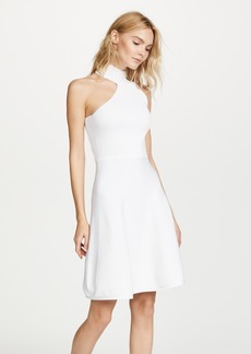 Cushnie Et Ochs Vika Mock Neck Dress