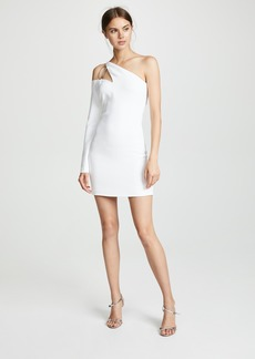Cushnie Et Ochs Vittoria One Shoulder Dress